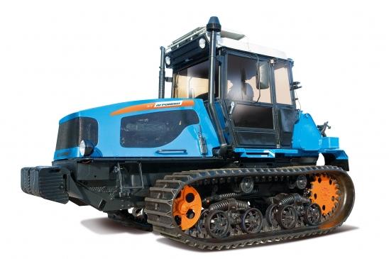 Трактор гусеничный сельскохозяйственный общего назначения, тягового класса 4. Предназначен для выполнения основных...