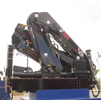 Гидравлический кран-манипулятор Hiab XS 288.